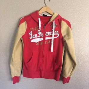 San Francisco 49ers jacket